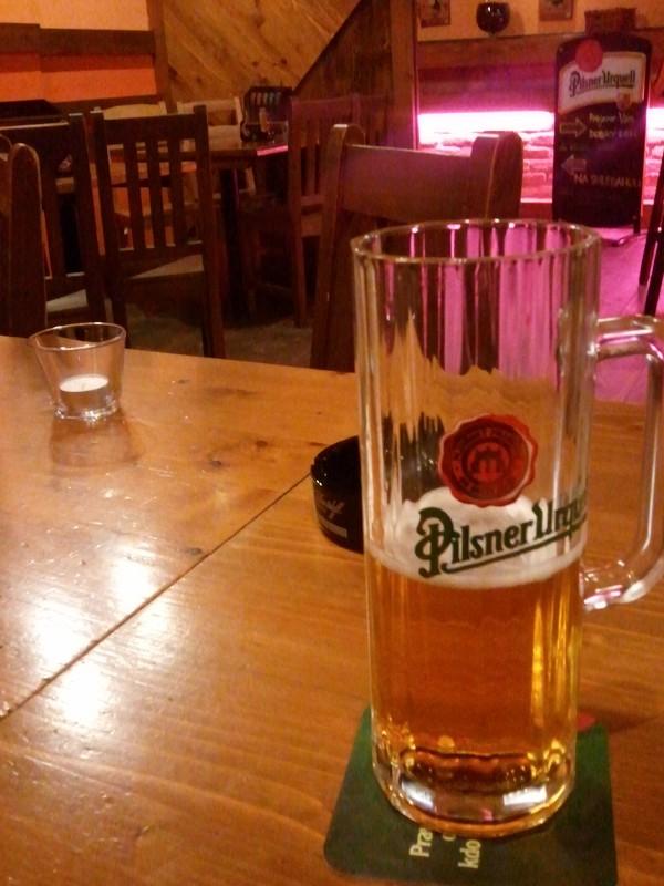 Beer on ELCE-2011